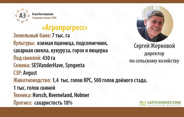 Предприятие «Агропрогресс»